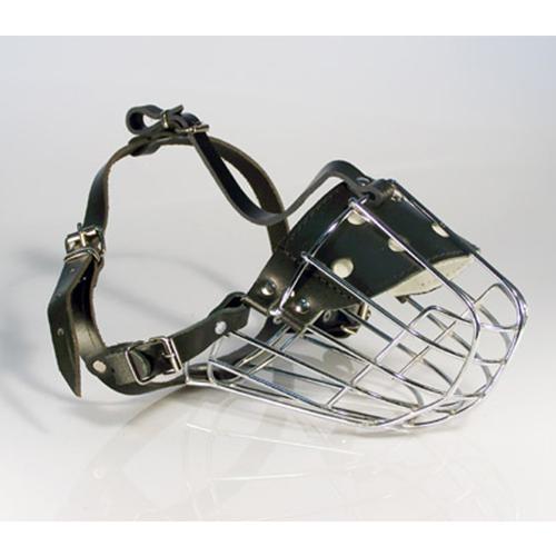 Wire Basket Muzzle | Wire Basket Muzzle For Boxers Sit Happens Dog Training